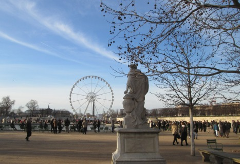 La Grand Roue by day, Paris