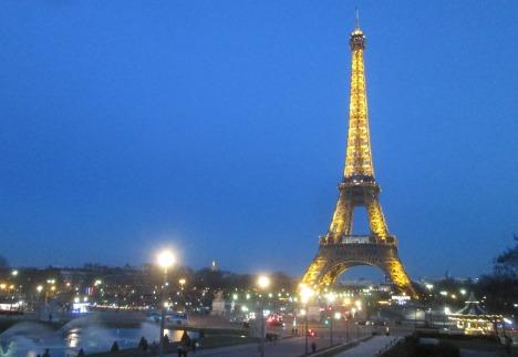 l'heure bleue, Paris