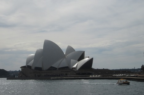 A place I adore and can't stay away from, the Harbour and Opera House, Sydney