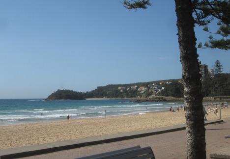 Manly Beach and Shelly Beach, Sydney